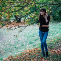 прогулка осенью :: LokiRewwil ^^