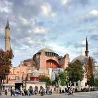 Собор св. Софии, Константинополь (Стамбул) :: Денис Кораблёв