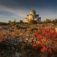 Осень в Херсонесе :: Владимир Колесников