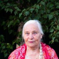Моя бабушка Еликанида :: Алёна Нетесова