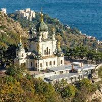 Форосская церковь :: Ирина Шарапова