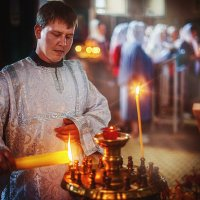 Венчание :: Dima Pavlov