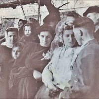 Иван  и Александра. 1954 год :: Нина Корешкова