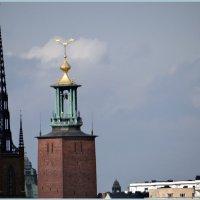 Медная башня :: Вера