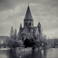 Мец. Франция :: Анастасия Смирнова