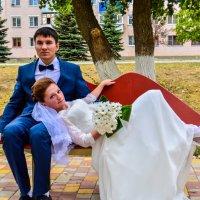 Тимур и Алина :: Елена Лагутина