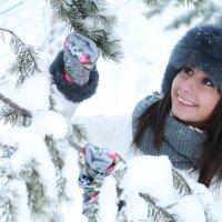 Снегурочка :: Наталья Арефьева