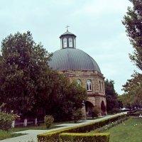 "Армения. Эчмиадзин. Духовная семинария ""Геворгян"" :: Tata Wolf"