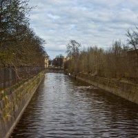 Обводный канал в Кронштадте. :: ТАТЬЯНА (tatik)