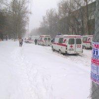 На посту в любую погоду! :: Владимир