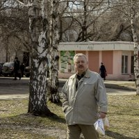 домой :: Евгений Вяткин