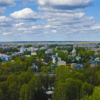 Вологодские дали :: Дмитрий