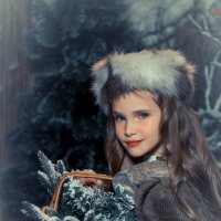 Новогодняя сказка :: Юлия