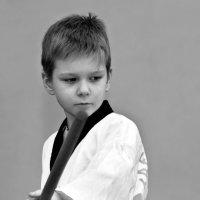 Юный самурай :: Павел Блюменберг