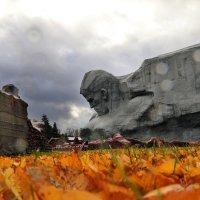 Осень, дождь, Крепость :: виктор омельчук