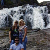 Водопад. :: Андрей Кулешов