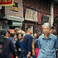 Qibao Old Street, Shanghaiудалитьредактировать :: Tatiana Belyatskaya