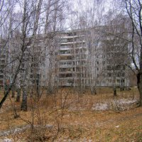 Осень в городе . :: Мила Бовкун