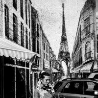 Париж в Москве... :: Людмила Синицына