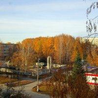 Тогда  , 07 10 2015 , была золотая осень . :: Мила Бовкун