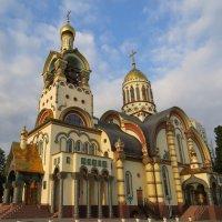 Храм Св. Князя Владимира. Сочи :: Вера Щукина