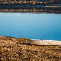 река Днепр :: Андрей Мешков