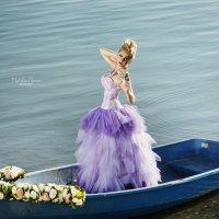 В лодке... :: Наталья Ремез