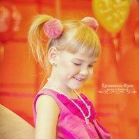 День рождения Вики :: Плотникова Юлия