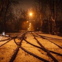 первый снег :: Денис Иванов