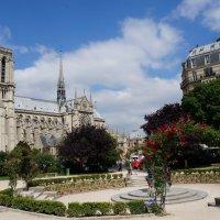 Париж...Лето... :: Алёна Савина