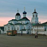 В старинном русском городе :: Александр Архипкин