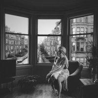 В кресле :: Billie Fox