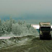 Зимняя, дальнобойная :: Александр Архипкин