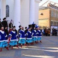 На Театральной площади :: Владимир Болдырев