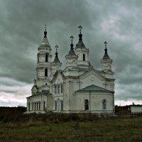 Церковь Покрова Пресвятой Богородицы :: Александр Архипкин