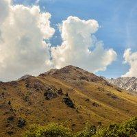 горы. Обычный горный пейзаж :: Горный турист Иван Иванов