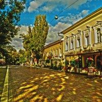 Астраханская улочка :: Таня Новикова