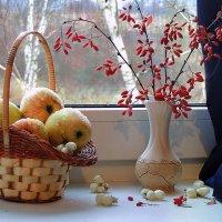 Облетела листва золотая...... :: Павлова Татьяна Павлова