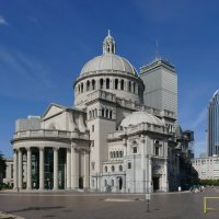 Церковь Христианской науки (1894 г., Бостон) :: Юрий Поляков