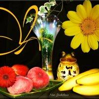 Радости и счастья, друзья! :: Nina Yudicheva