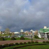 К дождю :: Ирина Олехнович