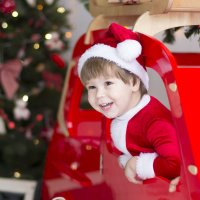 Милый Санта :: Олеся Тихомирова
