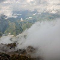 дыхание гор :: Олеся Семенова