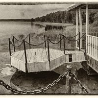 У озера... :: марк