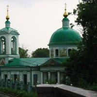 Церковь Троицы Живоначальной на Воробьёвых горах :: Елена Павлова (Смолова)