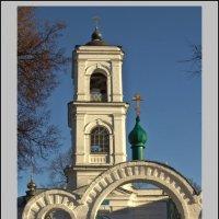 Церковь Покрова Пресвятой Богородицы в Кольчугино :: Дмитрий Анцыферов