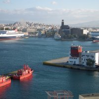 Порт Пирей :: Natalia Harries