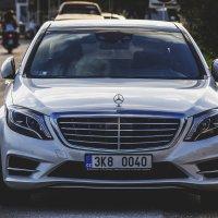 Mercedes-Benz :: Андрей Неуймин