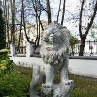 в  Губернаторском  музее- саду Ярославля... :: Galina Leskova