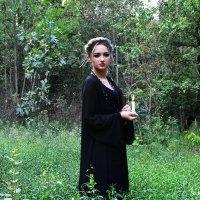 Ведьма :: Ирина Кожемякина